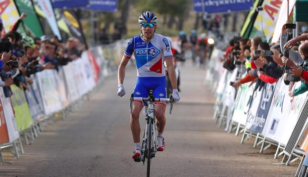 Pinot vincente alla Vuelta a Andalucia