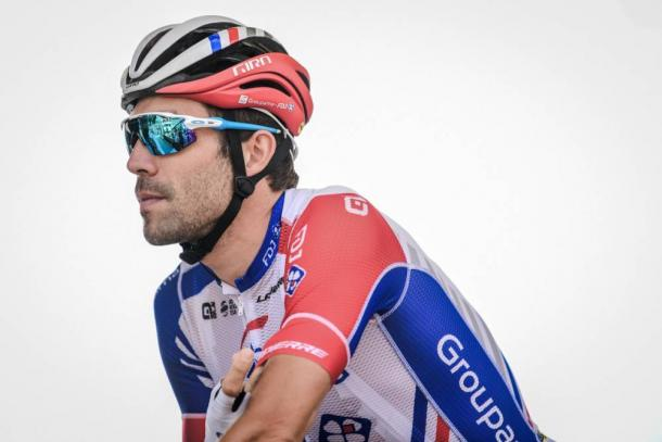 Thibaut Pinot ganó la etapa pirenaica en el Tourmalet. | Foto: LeTour