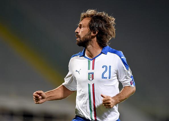Italia no es la misma sin Pirlo. // Foto: Getty Images