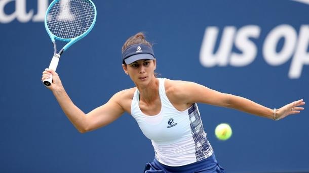Pironkova has dropped just 13 games in her two matches so far/Photo: Carmen Mandato/USTA