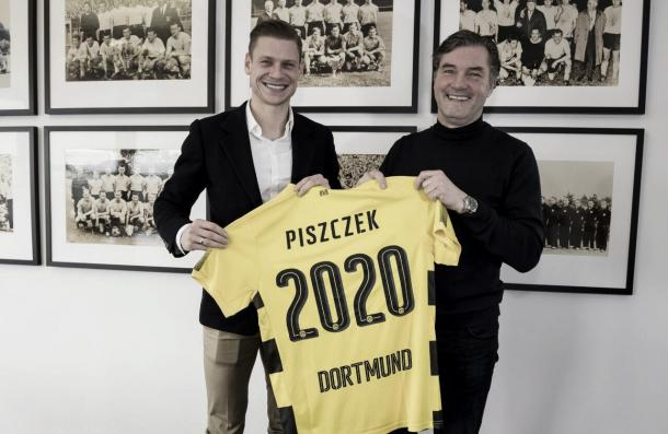 (Foto: Reprodução/Borussia Dortmund)