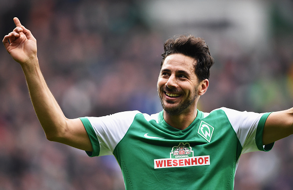 Will Claudio Pizarro's injury dent Werder Bremen's hopes? | Photo: Stuart Franklin
