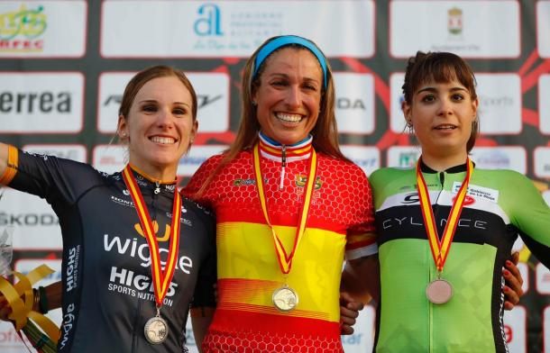 El Campeonato de España fue su gran triunfo | Foto: RFEC