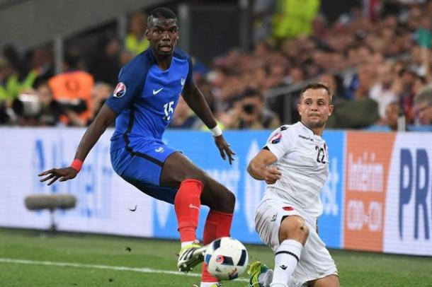 Pogba could be integral to France' hopes of lifting the trophy / The Mirror
