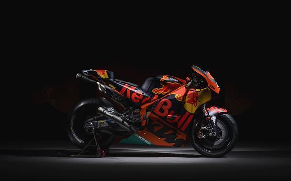 The KTM RC16 - Sebas Ramero