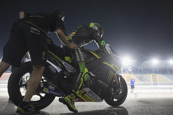 Pol Espargaro prior to season opener in Qatar | Photo: Mirco Lazzari