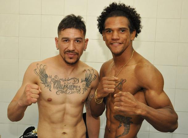 Foto: Nicolás Samuilov - Argentina Boxing Promotions