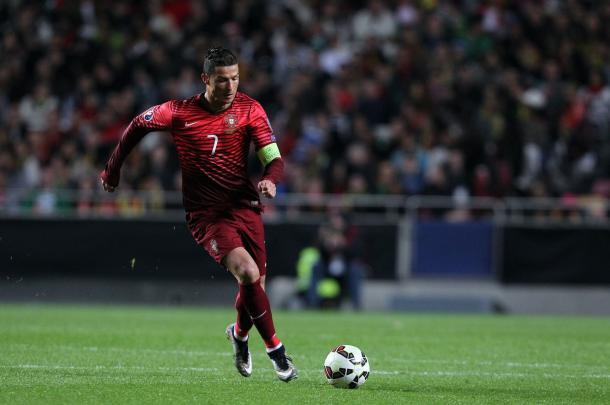 Atacante foi artilheiro da seleção portuguesa nas Eliminatórias (Foto: Getty Images)