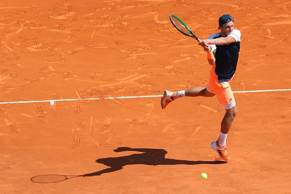 Pouille could reach the top 10 for the first time in his career depending on other results (Photo by Valery Hache / Getty Images)