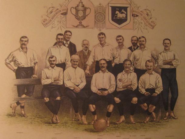 Preston North End, el Arsenal del pasado   FOTO: Wikipedia