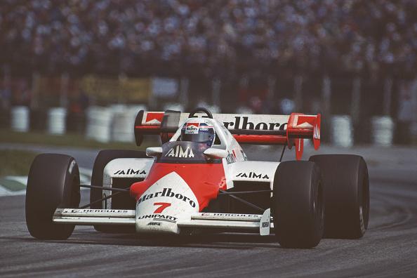 Com três triunfos, Alain Prost é o maior vencedor da prova (Foto: Rainer W. Schlegelmilch/Getty Images)