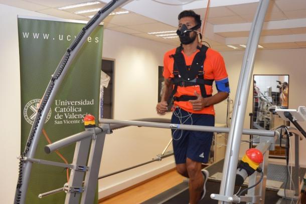 Las pruebas físicas y de esfuerzo fueron una constante durante la pretemporada | Fotografía: VCF