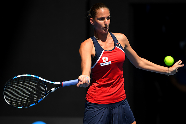 Karolina Pliskova will be aggressive as she looks to win points quickly (Getty/Quinn Rooney)