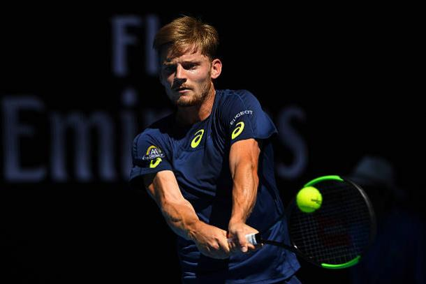 David Goffin is a strong clay court player, reaching the quarterfinals the French Open last year (Getty/Quinn Rooney)