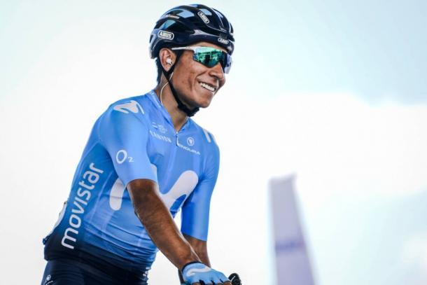 Descalabro de Quintana en el Tourmalet.   Foto: LeTour