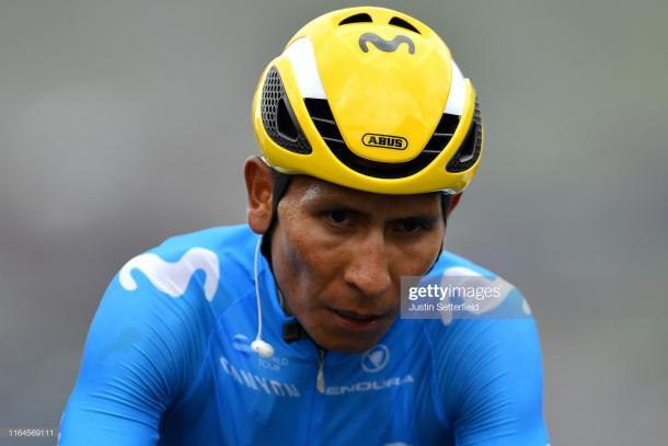 Quintana's last hurrah? |  getty images