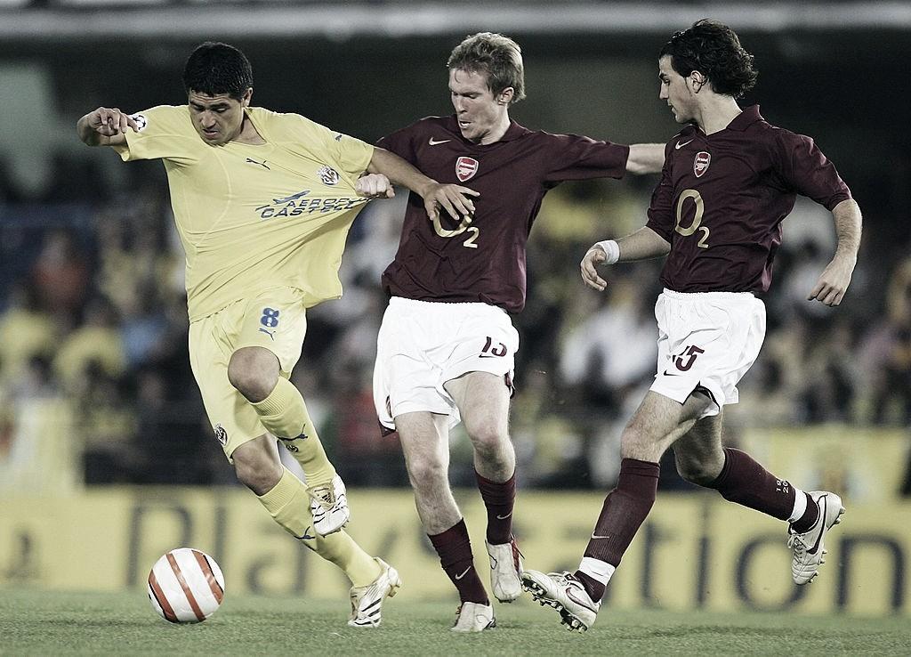Partido de Champions del Villarreal // Foto; Champions League