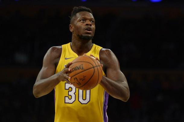 Will the Lakers pay Randle? Photo: Robert Laberge/Getty Images