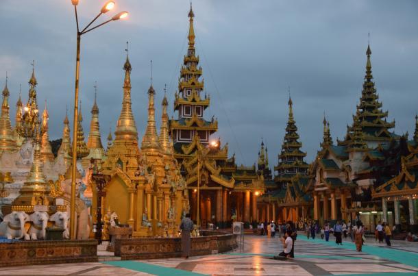 Rangún, Myanmar | Foto: Rafael Narepa (en Flickr)