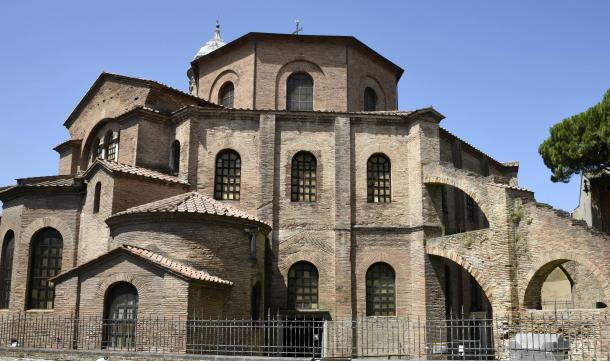 Iglesia de San Vital | Foto: Adrián García