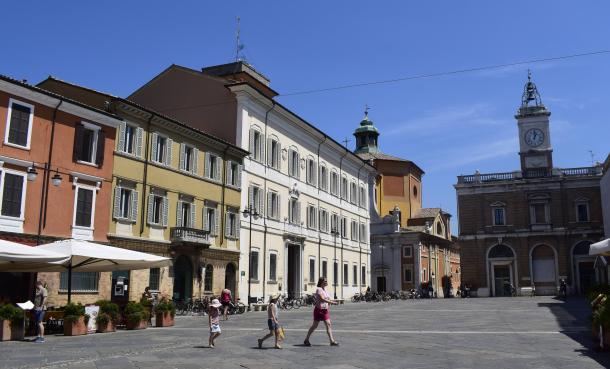 Piazza del Popolo | Foto: Lucía Blázquez