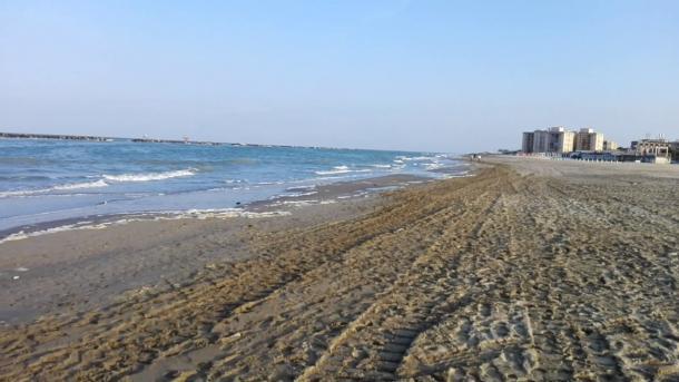 Playa de Lido Adriano | Foto: Youtube
