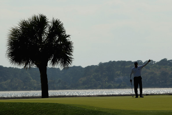 Scenic picture at the Harbour Town Golf Links. Photo: Tyler Lecka/Getty Images