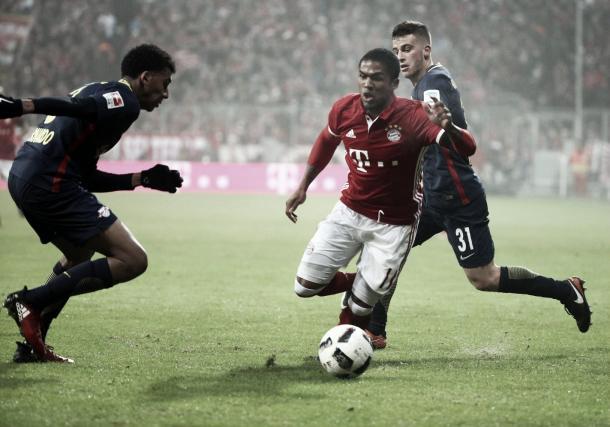 El Leipzig a logrado darle pelea al Bayern. Foto: RB Leipzig