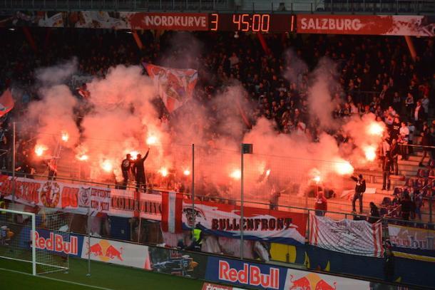 Red Bulls Salzburg | Photo: John Harbour