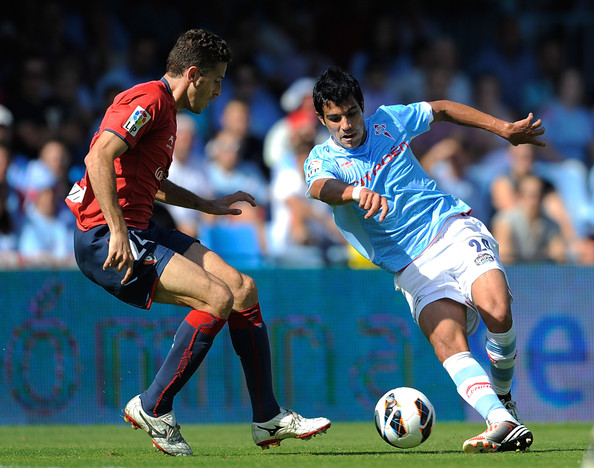 Fernandez leaves Celta after three and a half years (Zimbio)