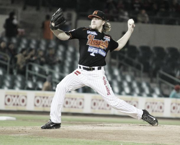 Nate Reed | Foto: Tomateros de Culiacán