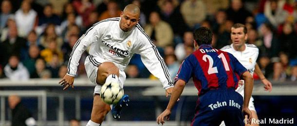 El encuentro se jugó con un balón de la UCL / Fuente: realmadrid.com