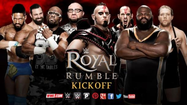 Who will earn a spot in the rumble? Photo: 411mania.com