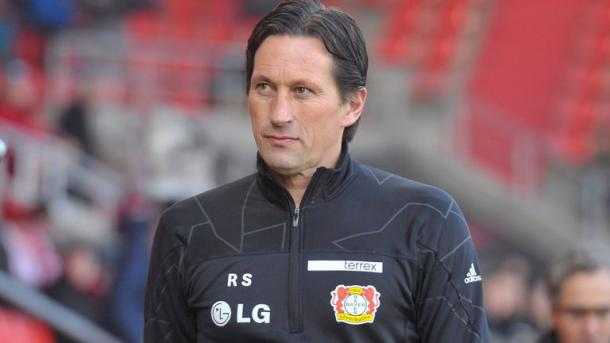 Can Schmidt mastermind Bayer to long-awaited success? | Image source: Sky Sports