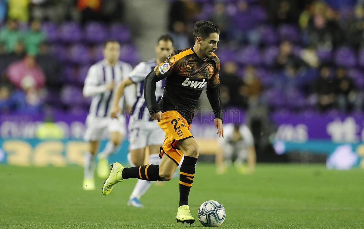 Rubén Sobrino   Foto: Valencia CF
