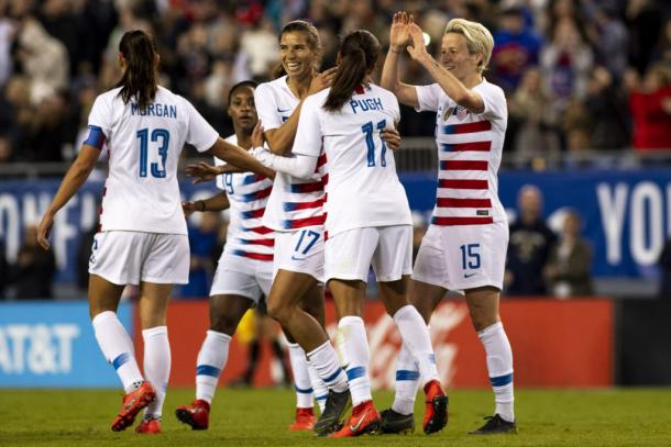 The U.S. has match-winners in their front three | Source: pbs.org