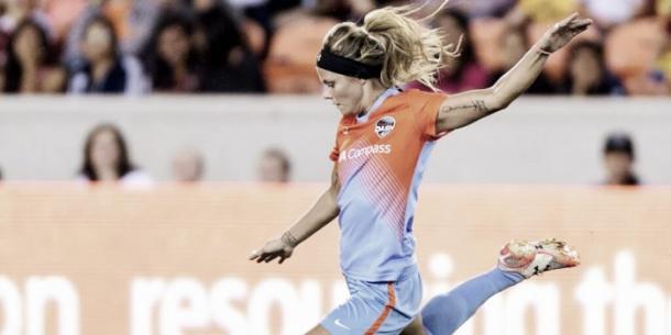 Rachel Daly of the Houston Dash | USA Today Sports