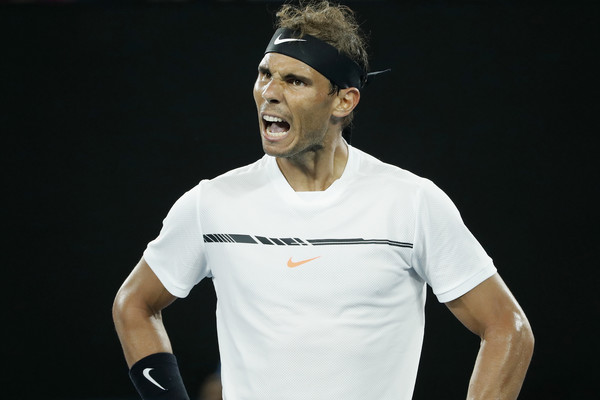 Nadal's recent struggles have been well-documented (Photo: Darrian Taylor/Getty Images Asia Pac)