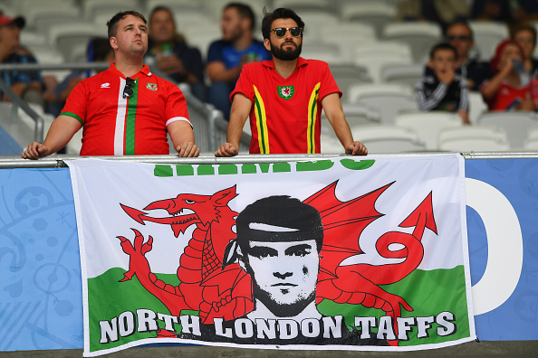 Ramsey flag | Photo: Stu Forster/Getty Images Sport
