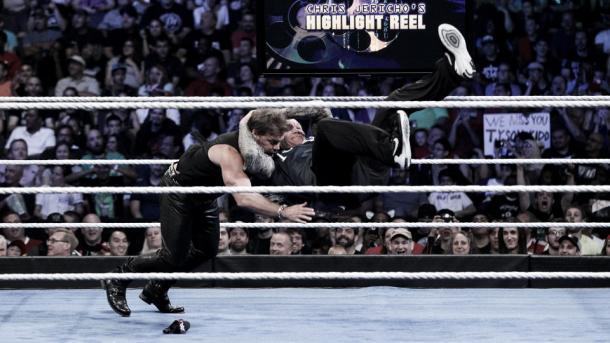 RKO a Jericho Foto: www.wwe.com