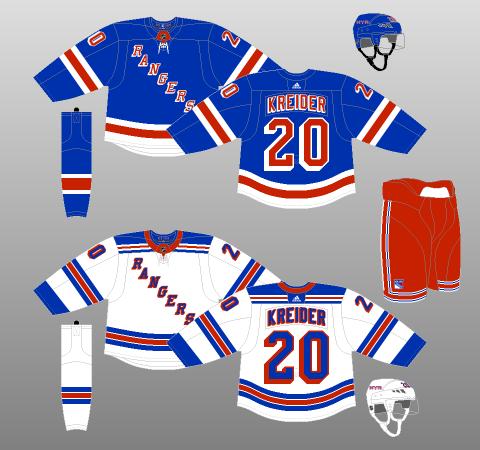 NHLUniforms