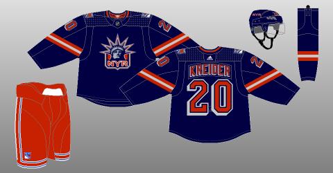 Reverse Retro | NHLuniforms.com