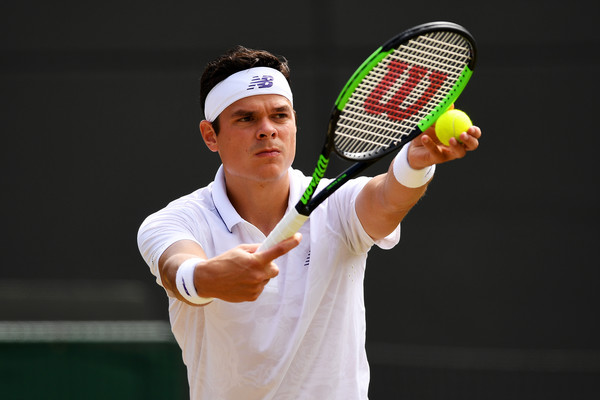 Citi Open: Raonic blasts into third round, Bouchard advances