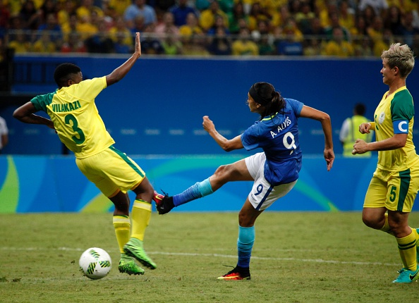 Despite the draw, Brazil remain unbeaten in the competition (credit: Raphael Alves/Getty)