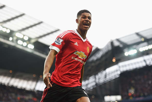 Rashford has been a revelation since coming through into the senior team | Photo: Getty Images