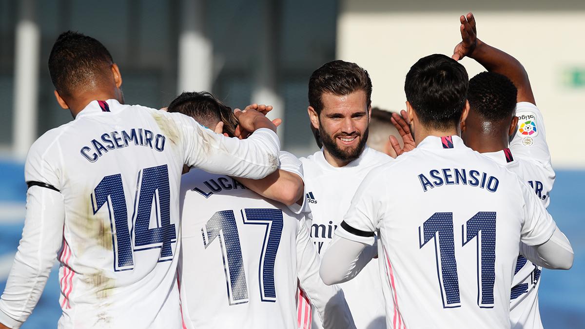 El Real Madrid doblegó a un Valencia inferior.  /  Foto: Real Madrid