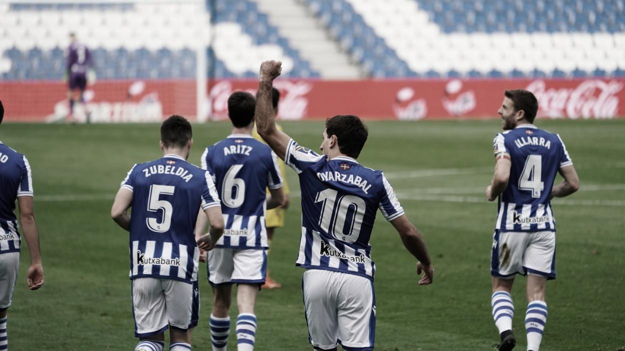 La Real muy ilusionada con esta competición./ Foto: Real Sociedad