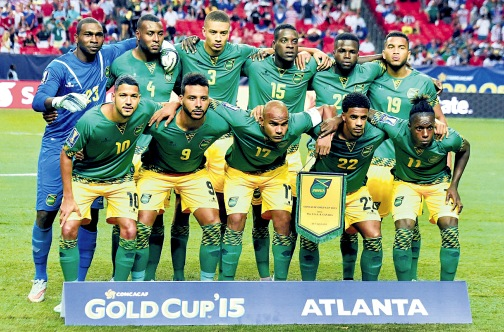 Jamaica need a result against Mexico to keep their Copa America Centenario quarterfinal dreams alive. Photo provided by Getty Images.