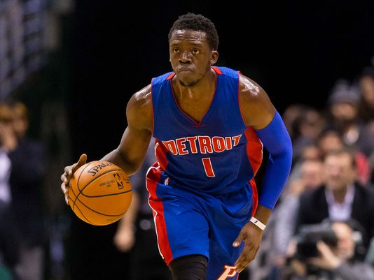 Reggie Jackson led both teams with 39 points and will have to play a huge factor if the Pistons wish to advance /  Jeff Zillgitt - USA TODAY Sports