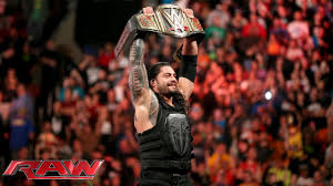 Will Reigns walk out champion? Photo- Youtube